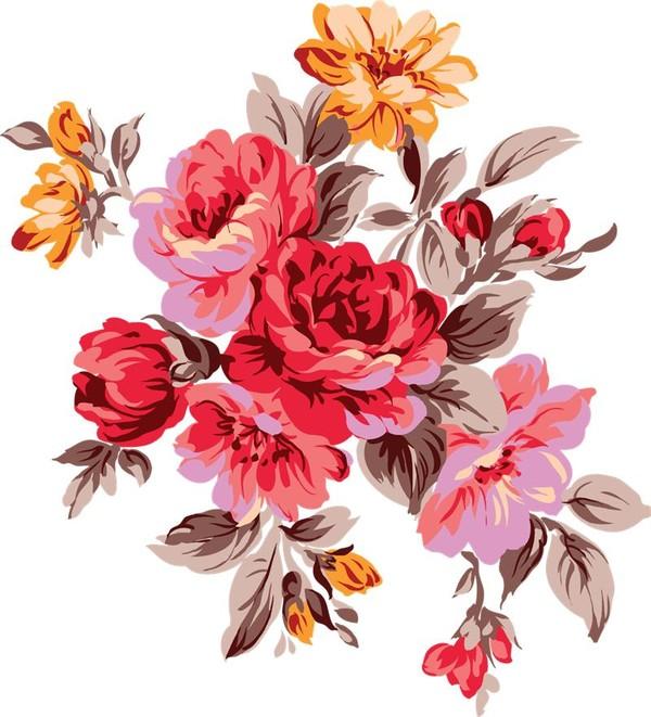 dessins en couleurs imprimer fleurs num ro 21213. Black Bedroom Furniture Sets. Home Design Ideas