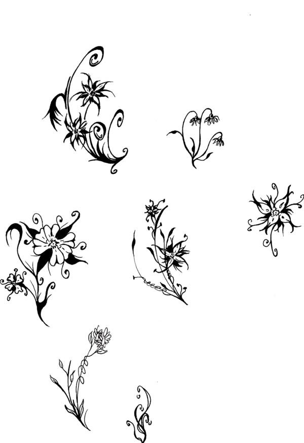 Coloriages à imprimer : Fleurs, numéro : 296514
