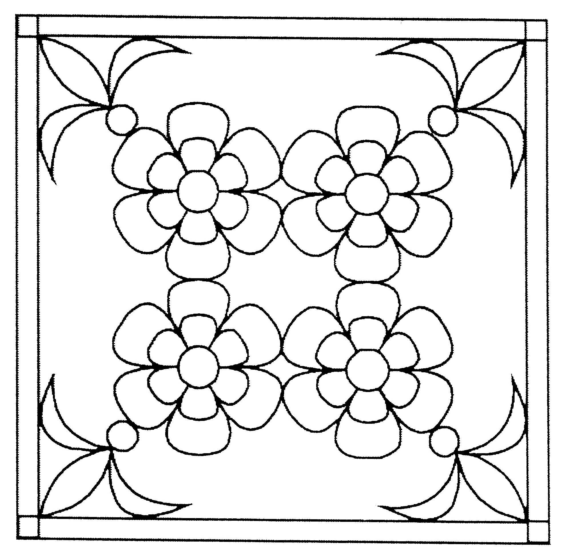 Coloriages à imprimer : Fleurs, numéro : 41ec9ad7