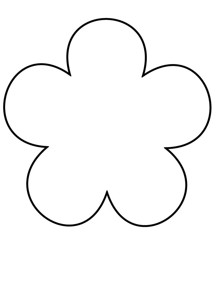 Coloriages imprimer fleurs num ro 62392 - Fleur a colorier et a decouper ...