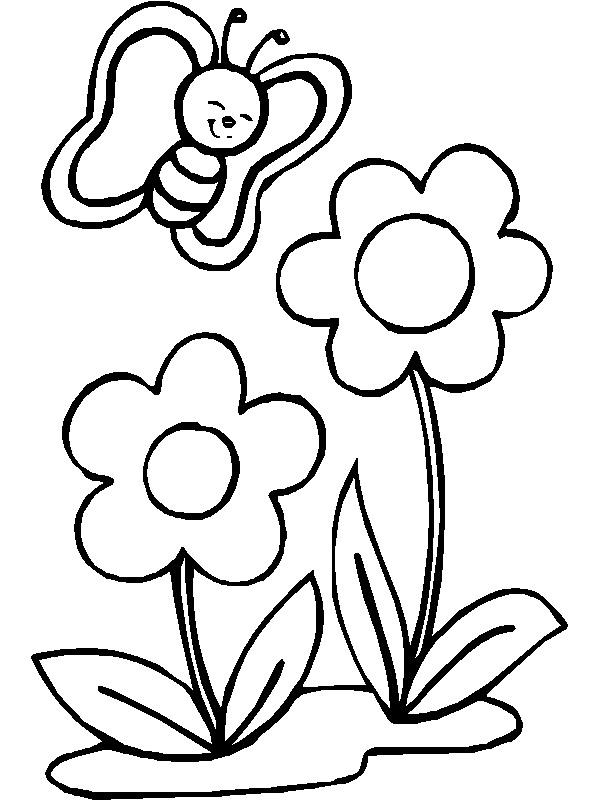 Coloriages à imprimer : Fleurs, numéro : 759879