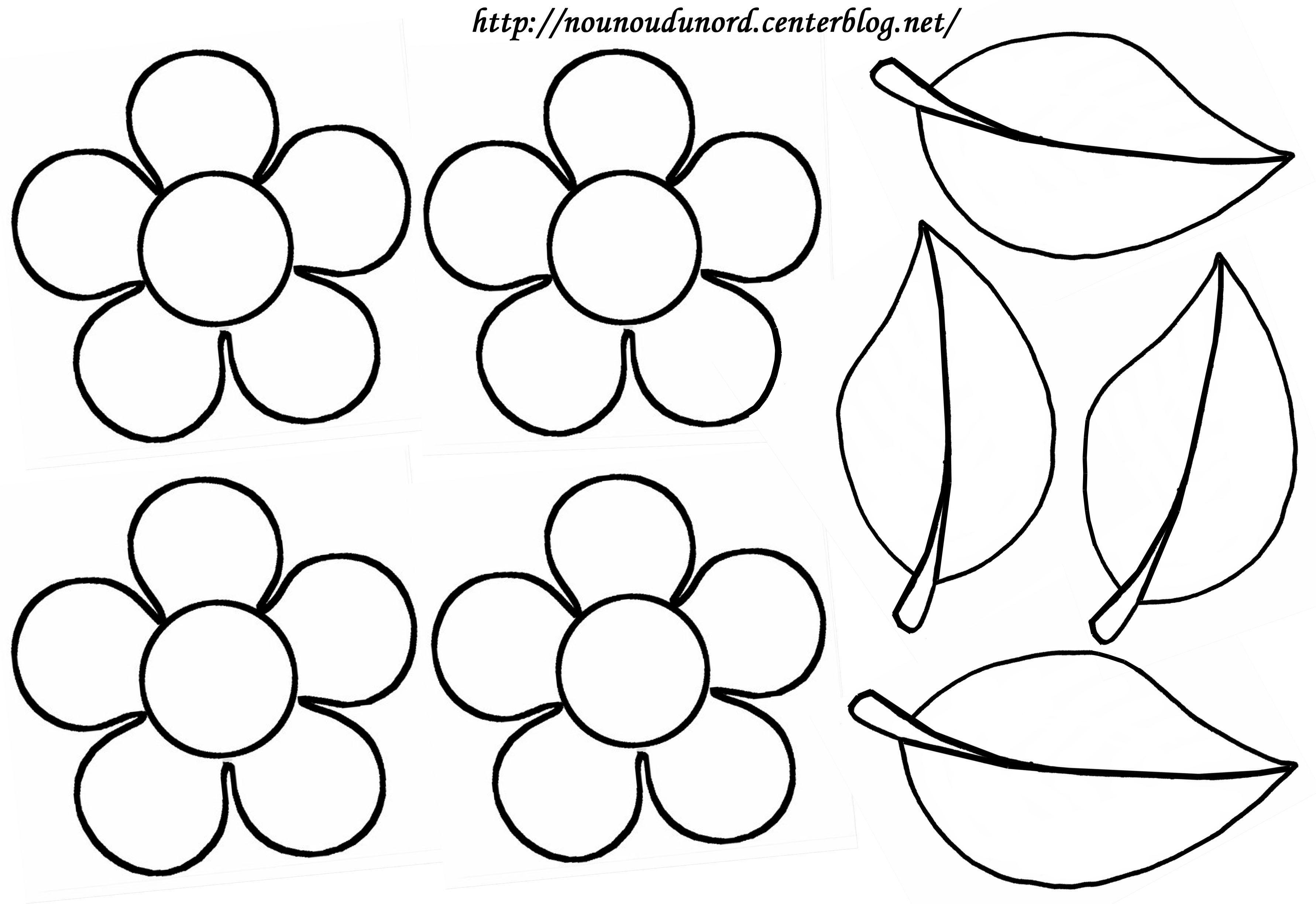 Coloriages à imprimer : Fleurs, numéro : 88d1b516