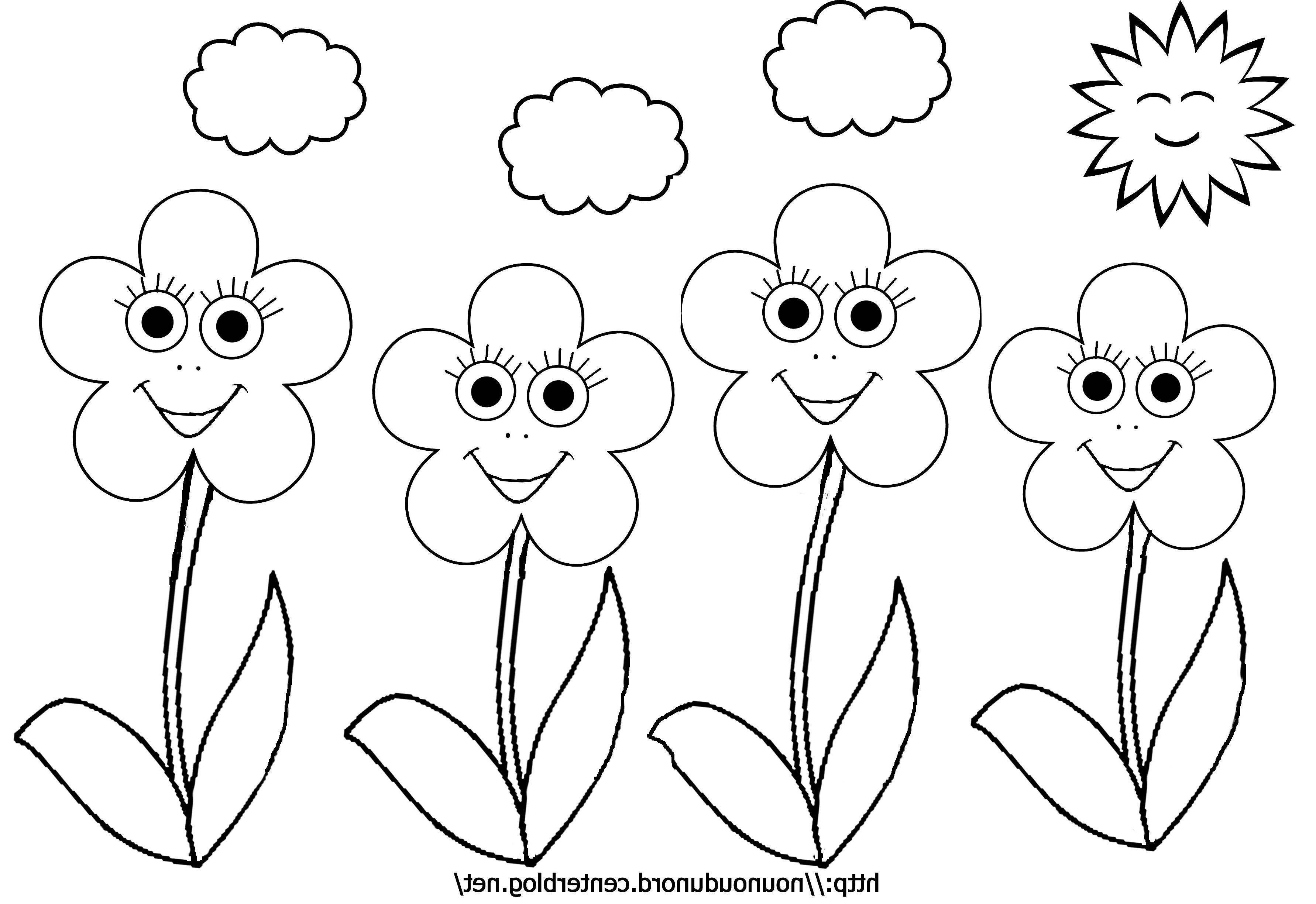 Coloriages à imprimer : Fleurs, numéro : a7ed279