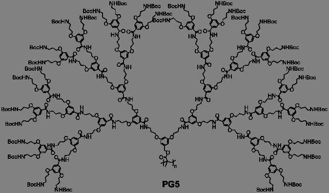 Image de la grosse molécule