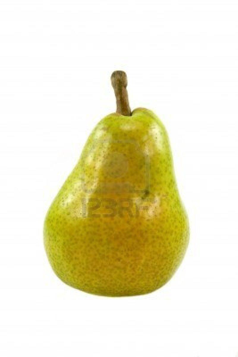 dessin en couleurs à imprimer nature fruits poire numéro 26360