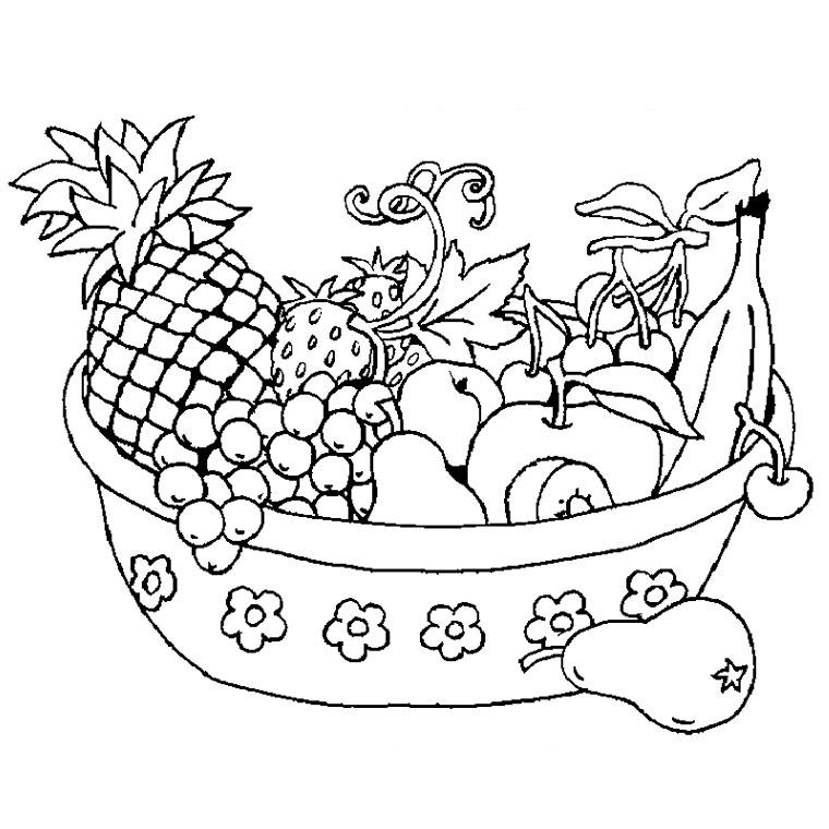 Coloriages à imprimer : Légumes, numéro : 13512