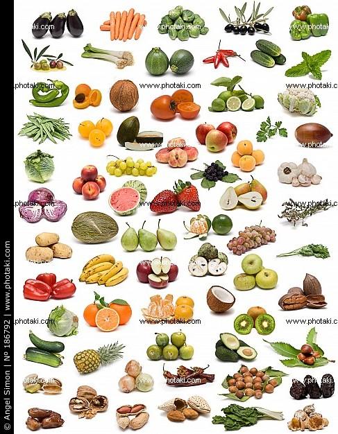 en couleurs à imprimer nature légumes numéro
