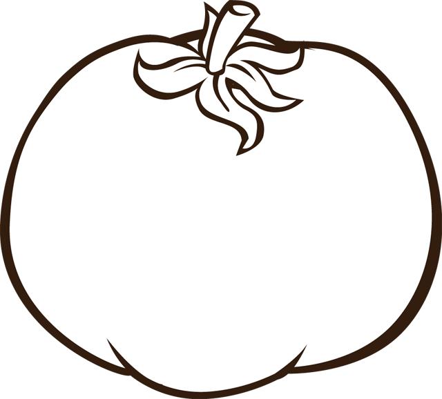 en couleurs à imprimer nature légumes tomate numéro