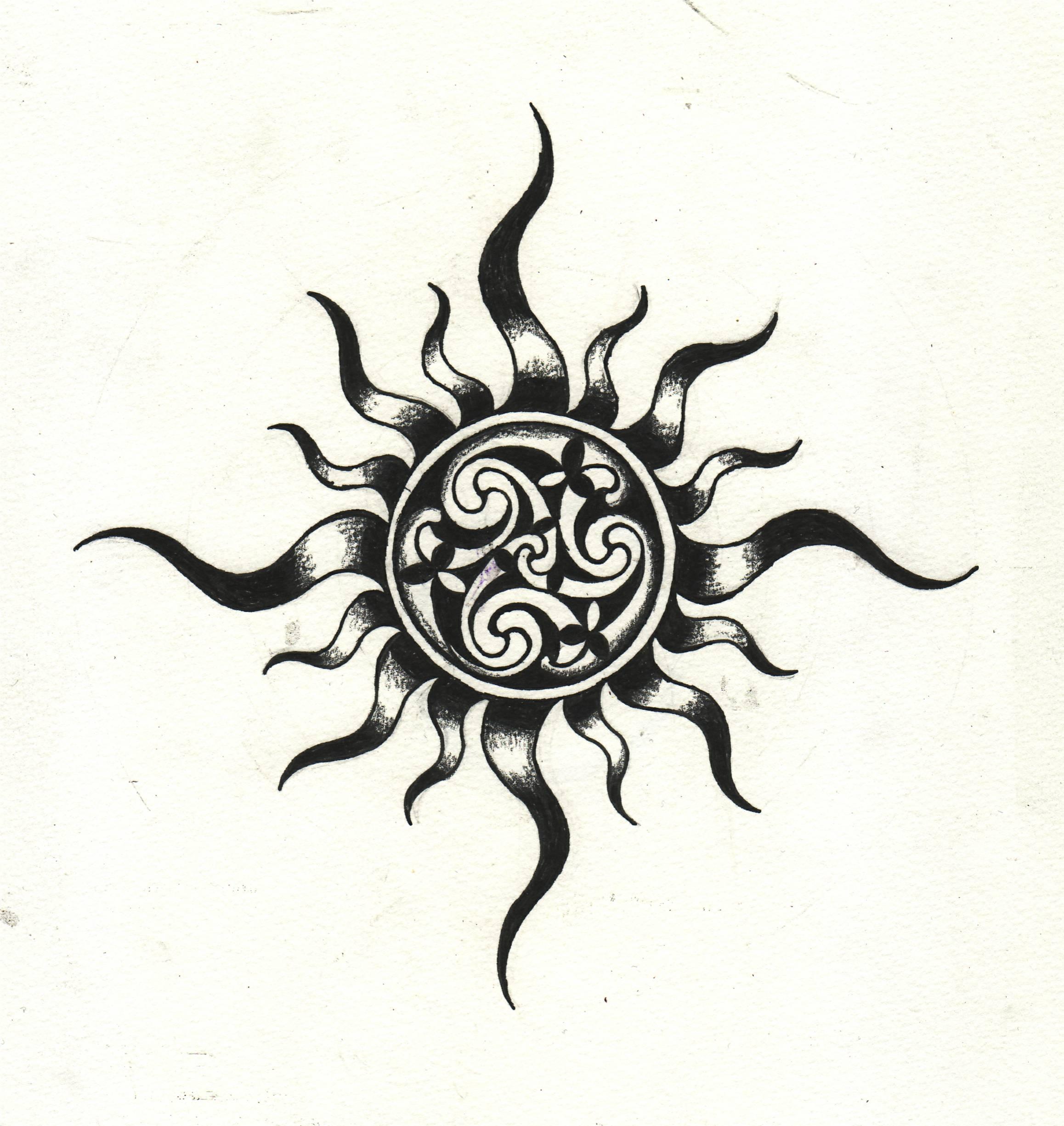 Dessins en couleurs imprimer soleil num ro 19436 - Dessin de soleil a imprimer ...