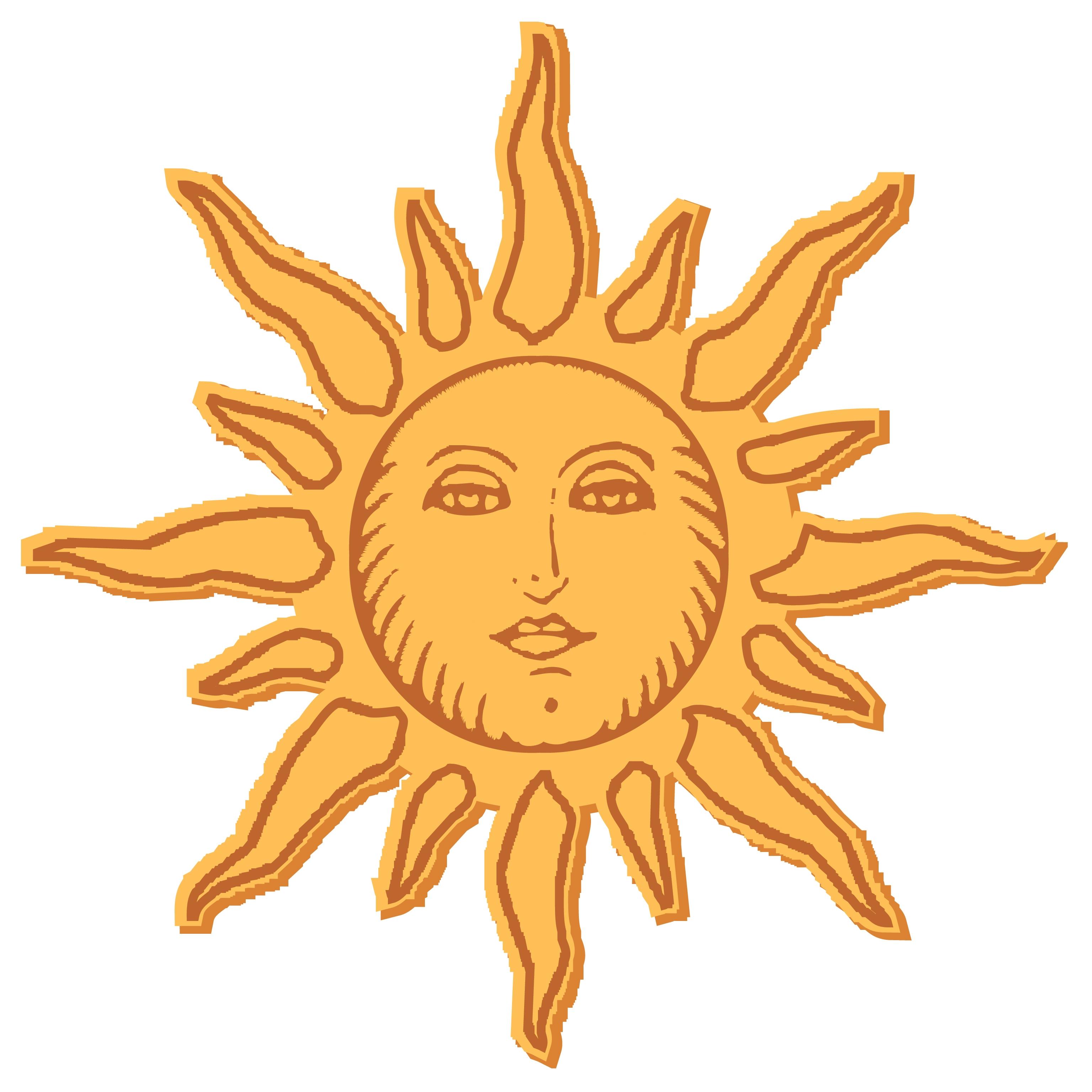 Dessins en couleurs à imprimer : Soleil, numéro : 683331