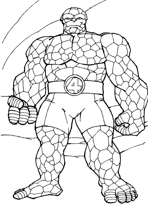 Coloriages imprimer personnages c l bres num ro 1273 - Dessin de hulk a imprimer ...