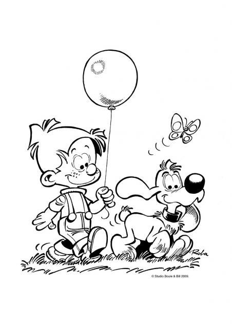 Coloriages imprimer boule et bill num ro 51703 - Boule et bill coloriage ...