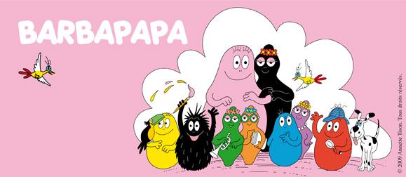 Dessins en couleurs imprimer barbapapa num ro 203100 - Barbe a papa personnage ...
