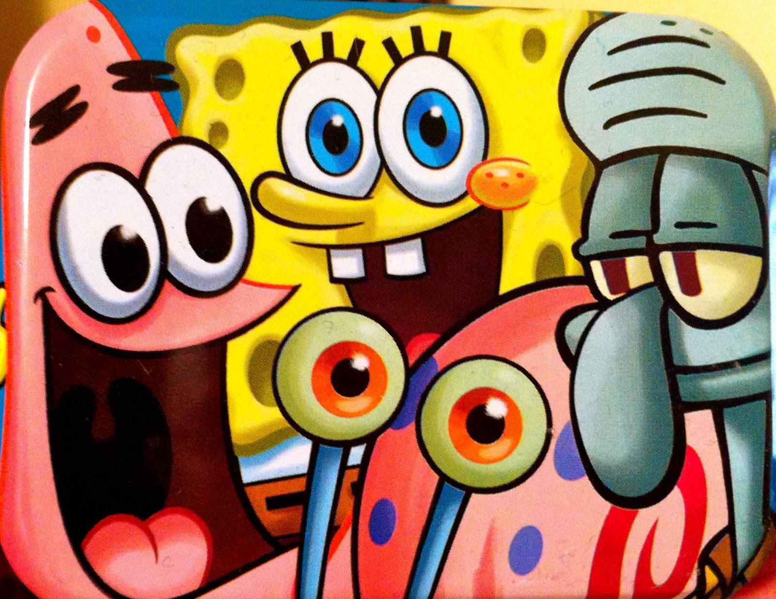 Dessins en couleurs à imprimer : Bob l'éponge, numéro : 598116