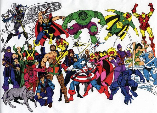Dessins En Couleurs à Imprimer Spiderman Numéro 22321: Dessins En Couleurs à Imprimer : Avengers, Numéro : 396326