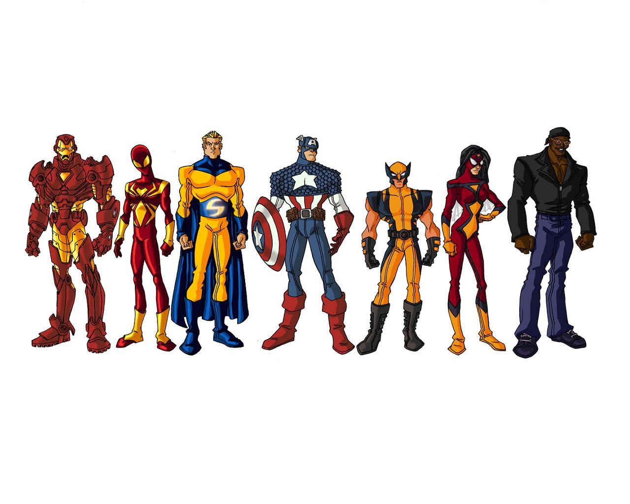 Dessins En Couleurs à Imprimer Spiderman Numéro 22321: Dessins En Couleurs à Imprimer : Avengers, Numéro : 396330