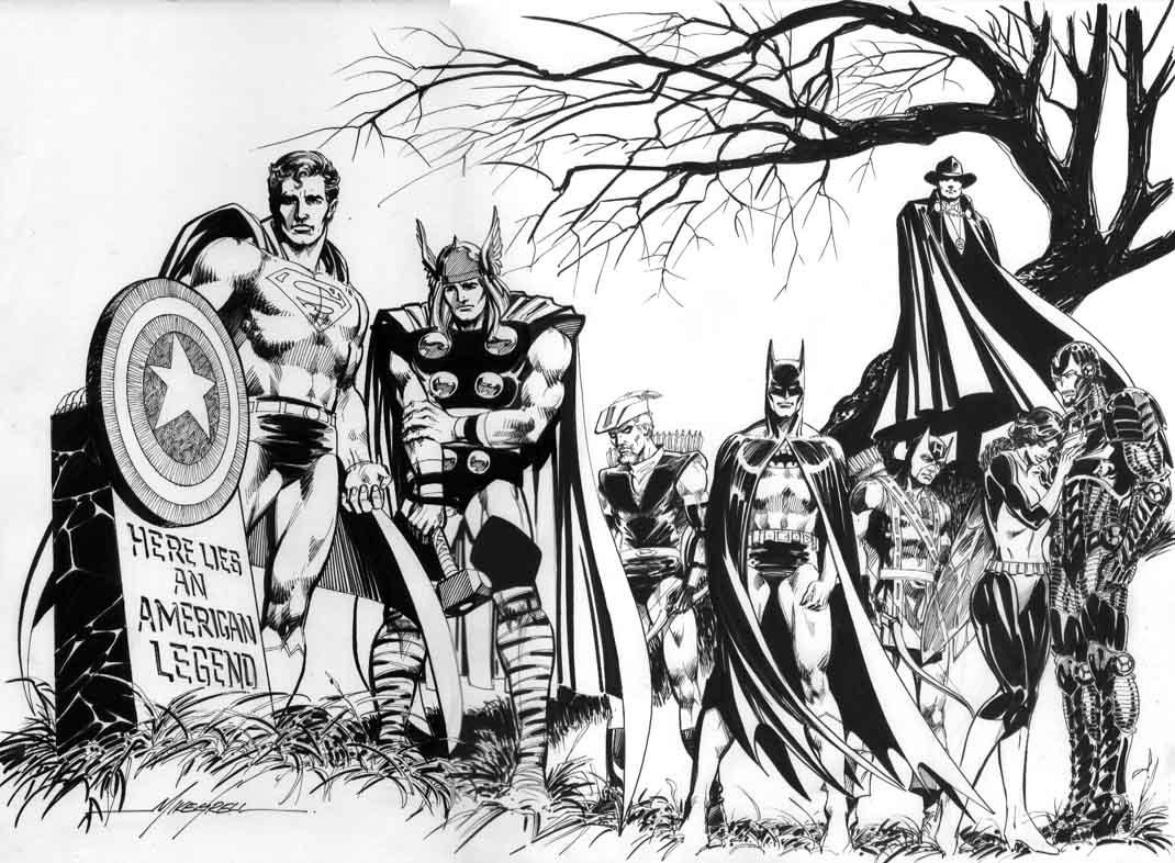 Coloriages imprimer Avengers num ro 425406