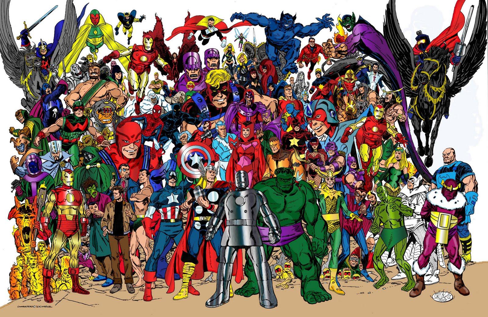 Dessins en couleurs à imprimer : Avengers, numéro : 430406
