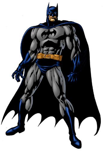Dessins En Couleurs A Imprimer Batman Numero 11912