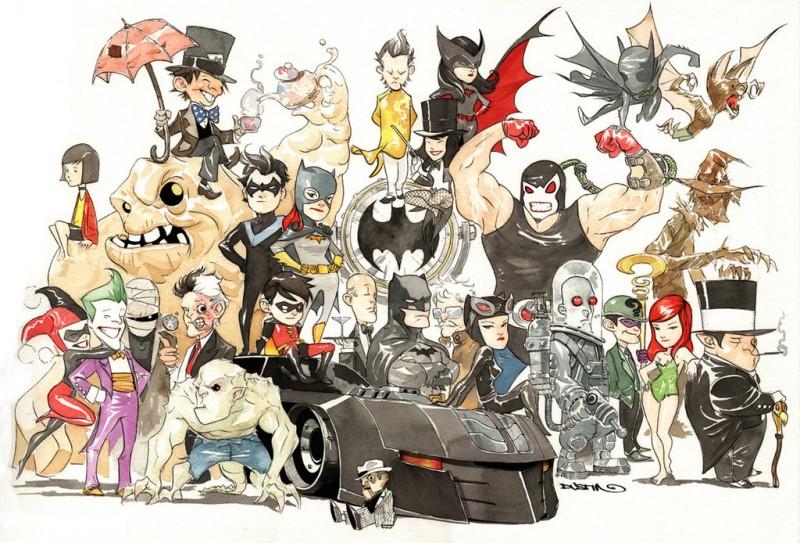 Dessins En Couleurs à Imprimer Spiderman Numéro 22321: Dessins En Couleurs à Imprimer : Batman, Numéro : 13495