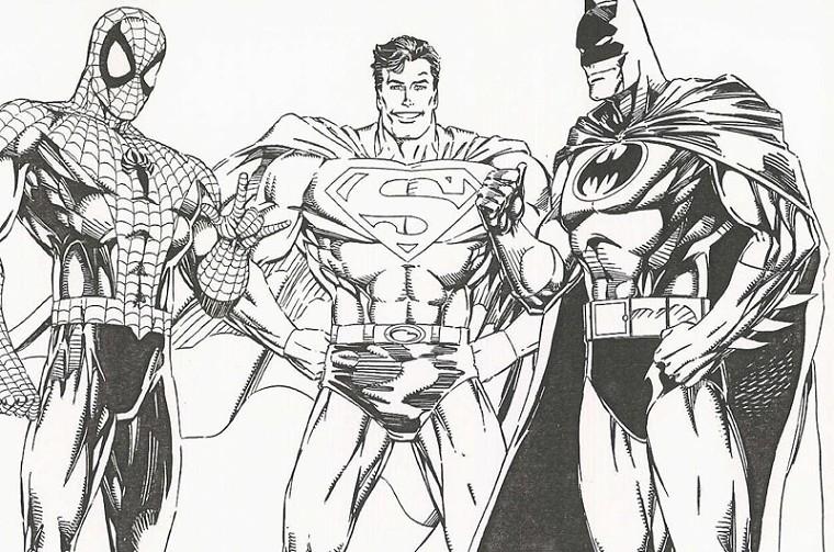 Dessins en couleurs imprimer batman num ro 22455 - Batman a imprimer ...