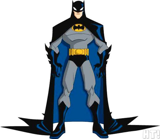 Dessins En Couleurs A Imprimer Batman Numero 9861