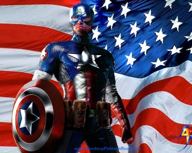 Dessins en couleurs imprimer captain america num ro 19979 - Captain america fille ...
