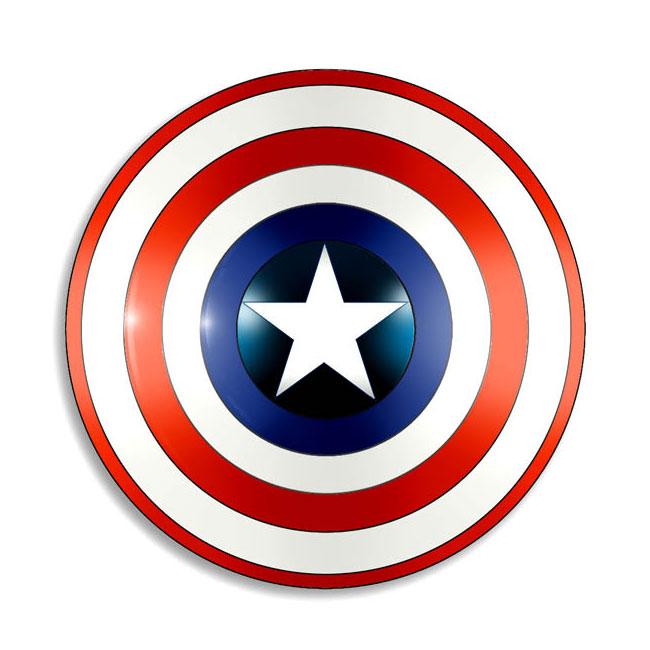 Dessins en couleurs imprimer captain america num ro - Bouclier capitaine america ...