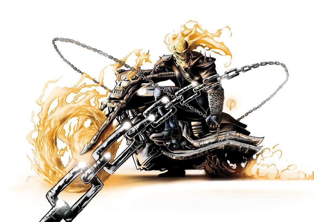 Dessins en couleurs imprimer ghost rider num ro 264153 - Dessin de ghost rider ...