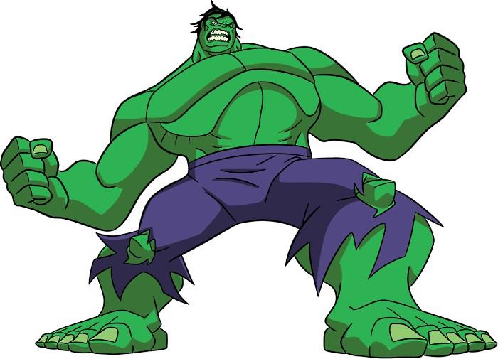 Dessins en couleurs imprimer hulk num ro 21673 - Hulk a imprimer ...