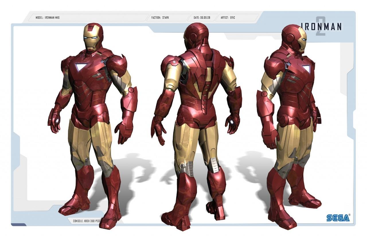 Dessins En Couleurs A Imprimer Iron Man Numero 18817