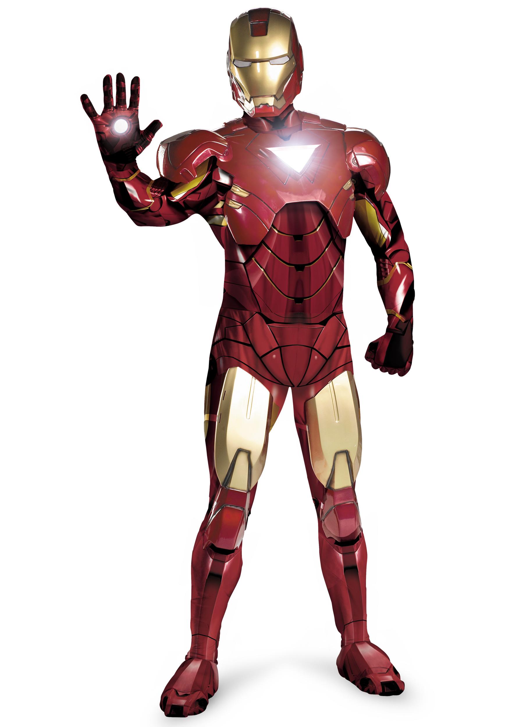 Dessins En Couleurs A Imprimer Iron Man Numero 286604