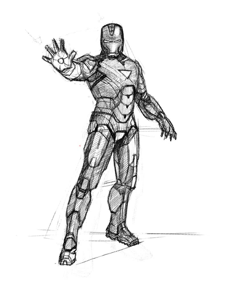 Coloriages imprimer iron man num ro 754988 - Coloriage de iron man ...
