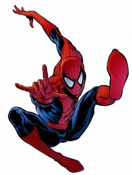 Dessins en couleurs imprimer spiderman num ro 18829 - Images de spiderman ...