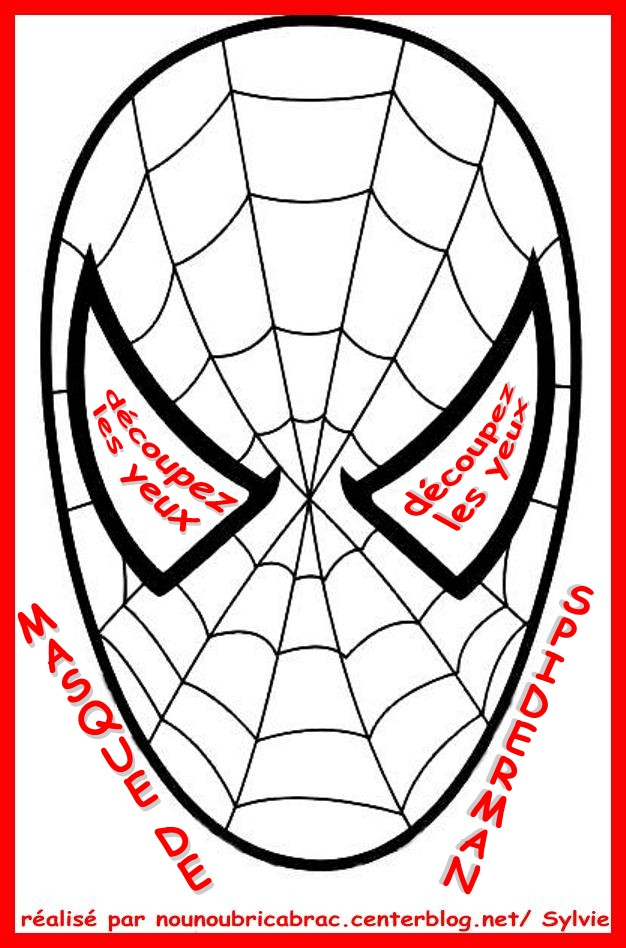 Dessins en couleurs imprimer spiderman num ro 18840 - Photo de spiderman a imprimer gratuit ...