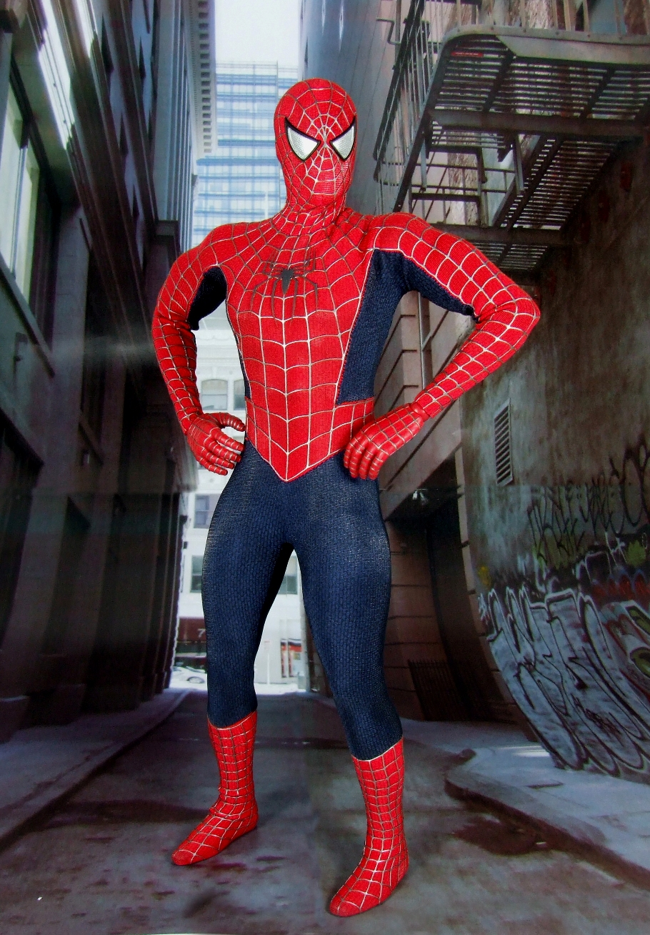 Spider man coloriage couleur - Photo de spiderman a imprimer gratuit ...
