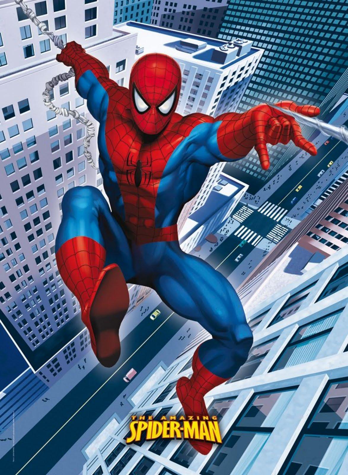 Dessins en couleurs imprimer spiderman num ro 69448 - Images spiderman ...