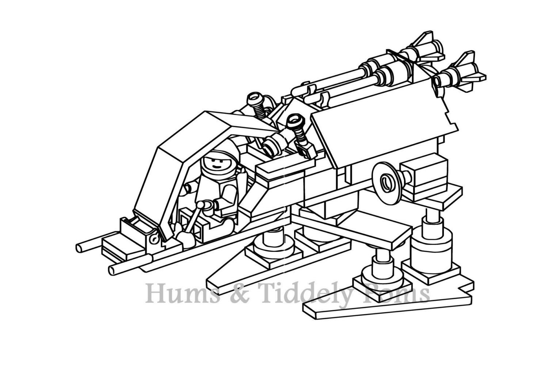 Coloriages à imprimer : Lego, numéro : 124652