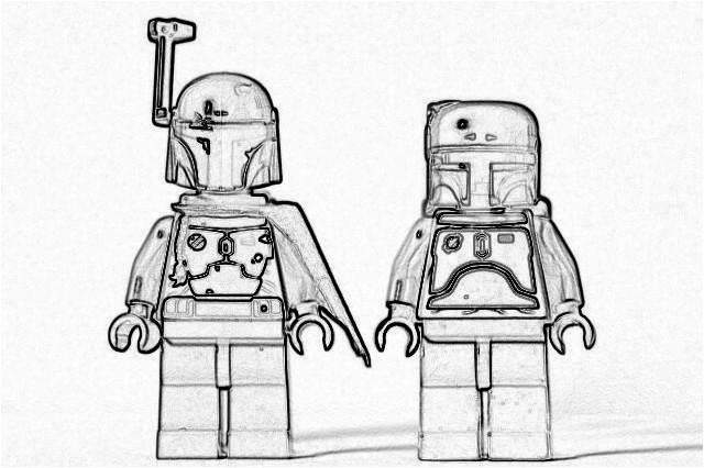 Coloriages à imprimer : Lego, numéro : 419747