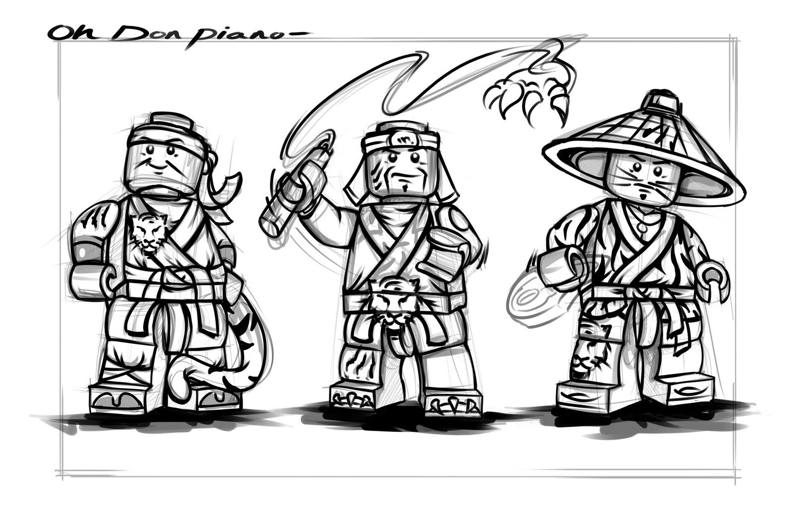 Coloriages imprimer lego num ro 46906 - Dessin de ninjago a imprimer ...