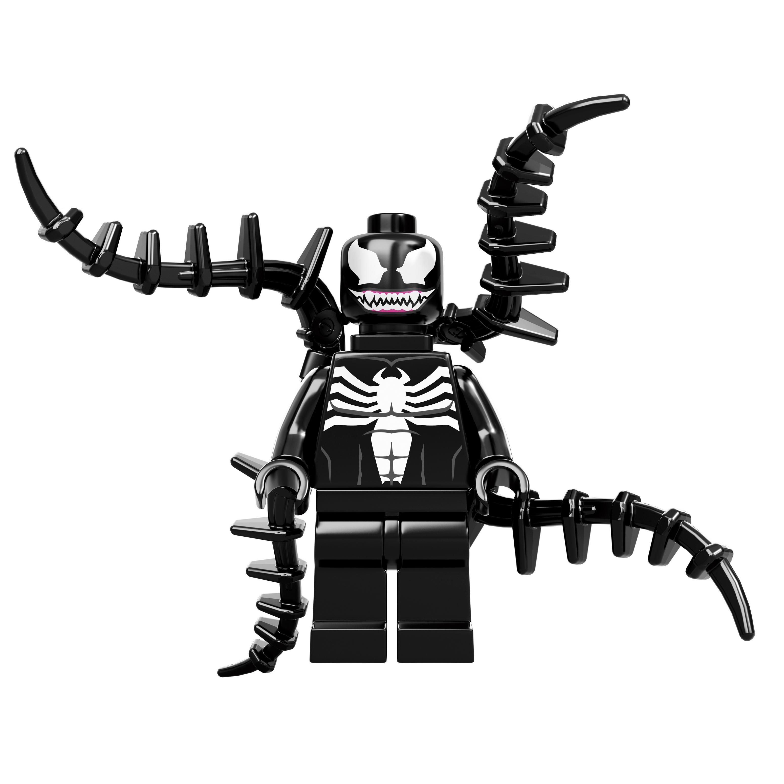 Coloriage venom lego - Coloriage venom ...