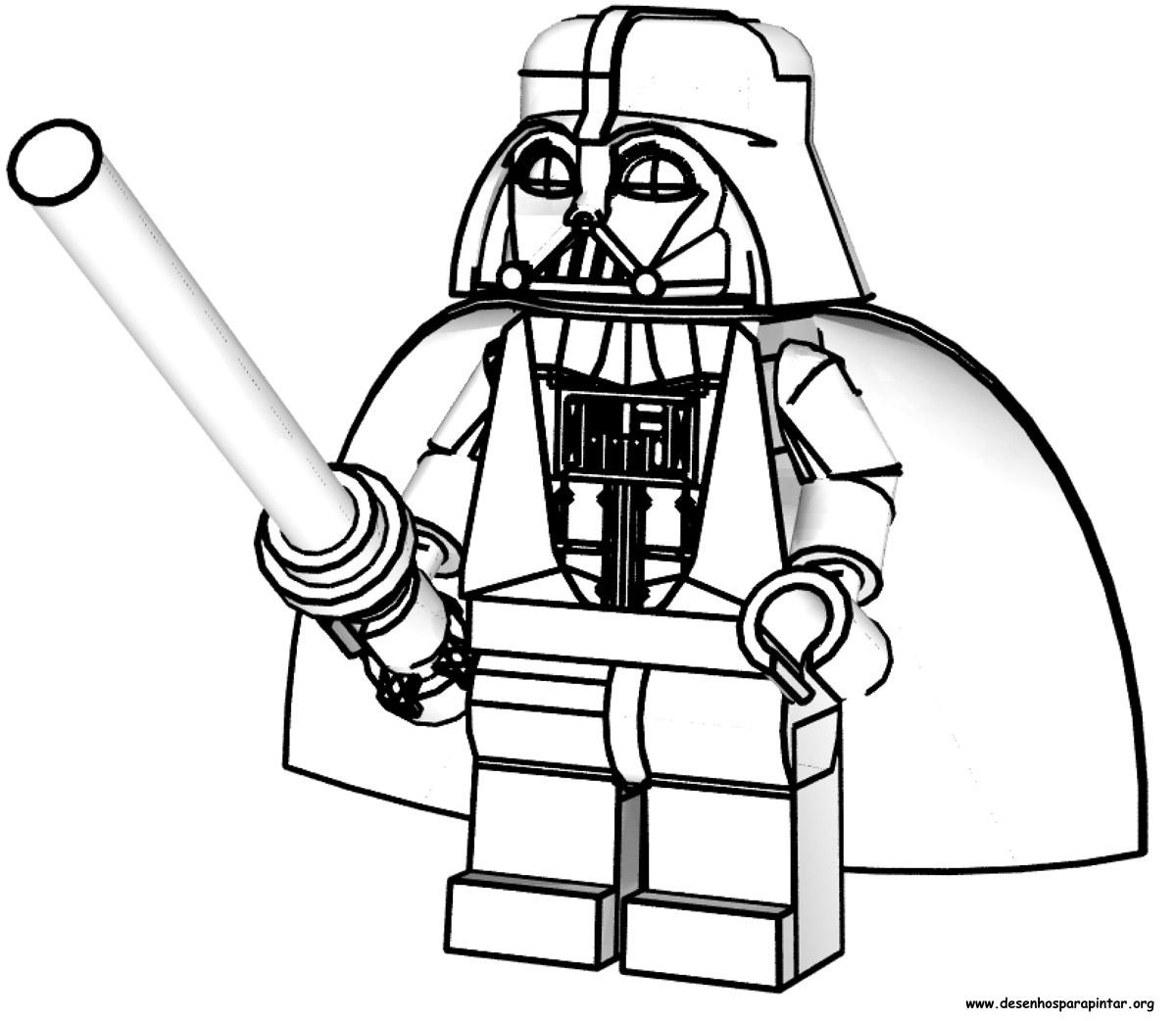 Coloriages à imprimer : Lego, numéro : 677098