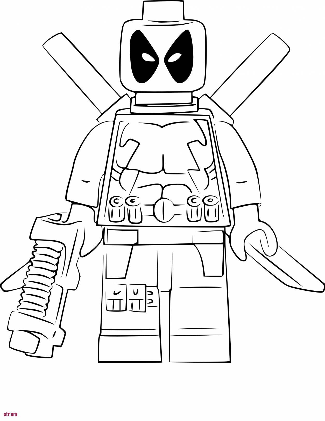 Coloriages à imprimer : Lego, numéro : c4baef4a