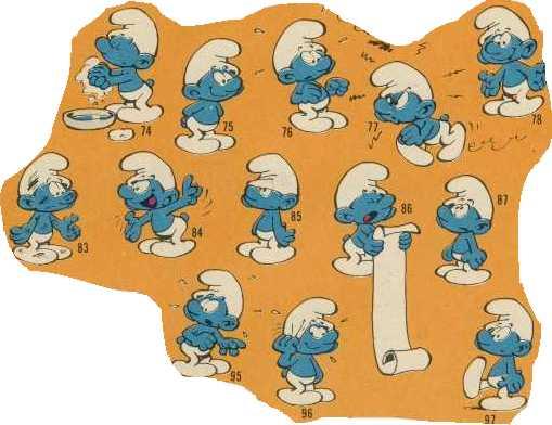 Dessins en couleurs imprimer schtroumpf farceur - Image de stroumph ...
