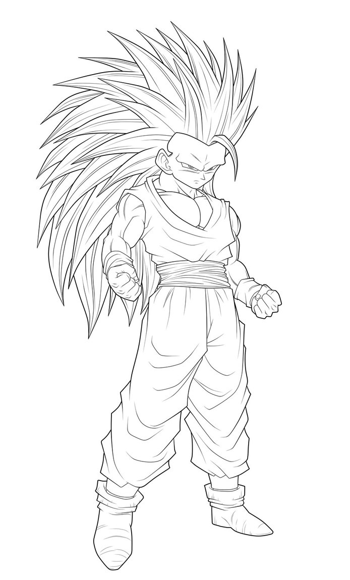 Coloriages imprimer son goku num ro 142131 - Dessin de dragon ball super ...