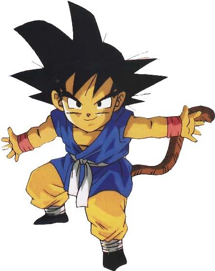 Dessins En Couleurs 224 Imprimer Son Goku Num 233 Ro 692704