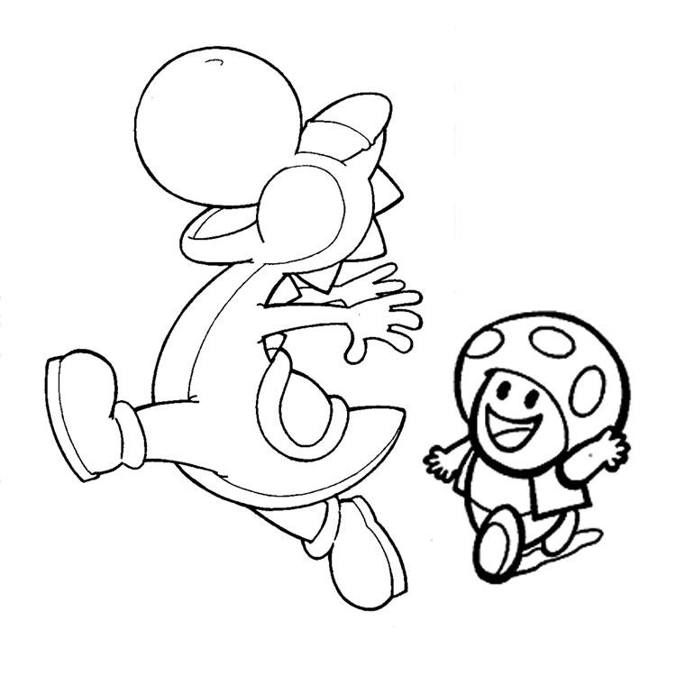 Coloriages à imprimer : Nintendo, numéro : 766
