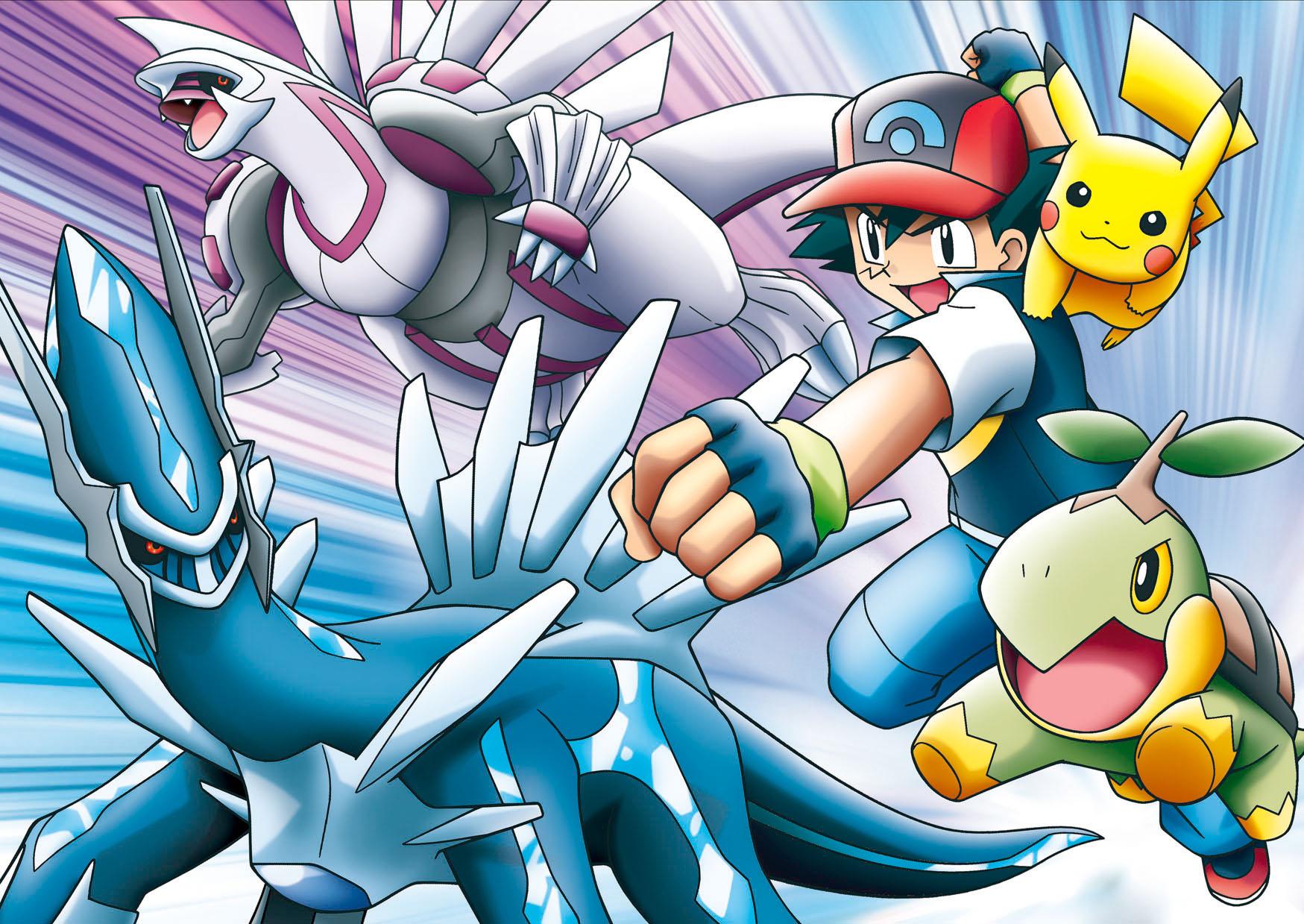 Dessins En Couleurs à Imprimer Pokemon Numéro 557470