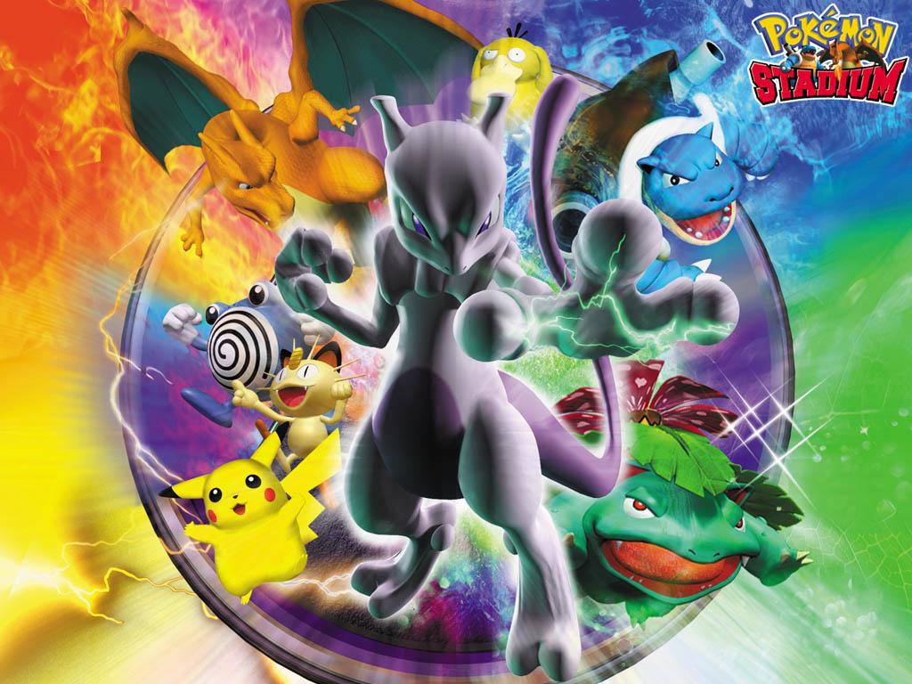 Pokemon Stadium Background Dessins en couleurs &#...