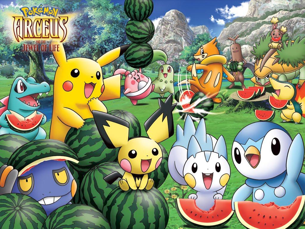 Dessins En Couleurs à Imprimer Pokemon Numéro 70653